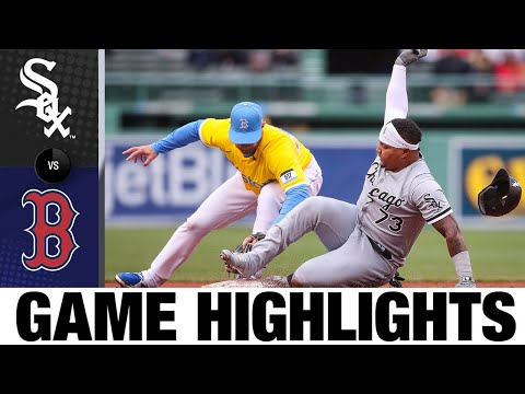 White Sox vs. Red Sox Game Highlights (4/17/21) | MLB Highlights