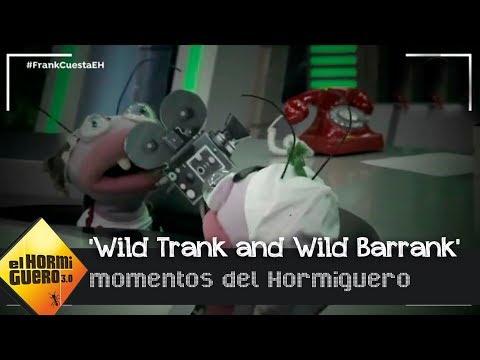 Trancas y Barrancas se convierten en Frank Cuesta - El Hormiguero 3.0