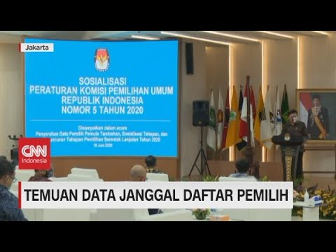 Bawaslu Temukan Ribuan Data Pemilih Bermasalah