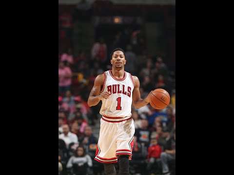 Reliving Derrick Rose's best crossovers #Shorts | The Jump