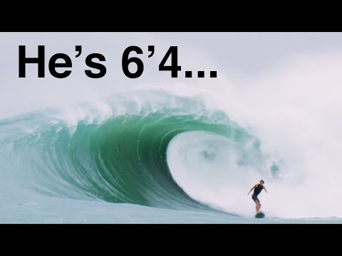 He Surfed This Wave On A Blown Out Knee?! Andrew Jacobson In 'Reverie'