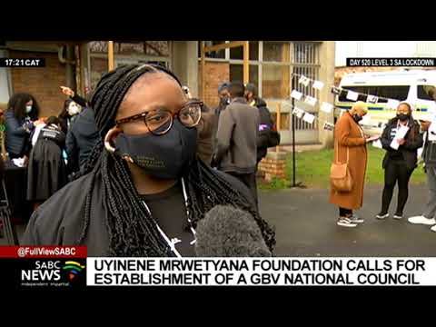 Uyinene Mrwetyana Foundation want Post Office murder site transformed into a wellness center for GBV