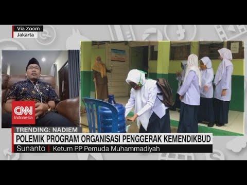 Polemik Program Organisasi Penggerak Kemendikbud