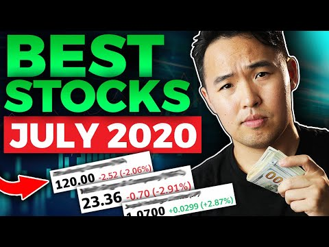 Stocks Im Buying July 2020 (4 High Growth Value)