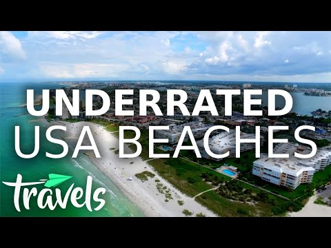 Top 10 Underrated American Beach Destinations | MojoTravels