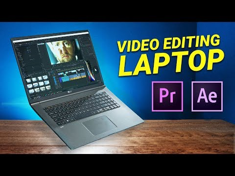 BEST Windows LAPTOP for VIDEO EDITING (guide)