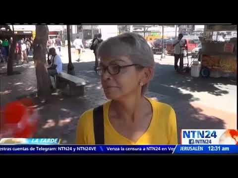 """Ciudadanos venezolanos afirman que """"bajo estas condiciones no podemos votar"""""""