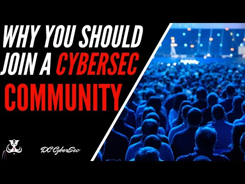 Cyber Security Communities - Why You Need To Rub Shoulders With Other Professionals!