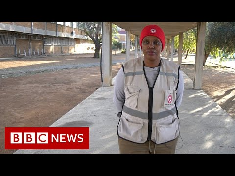 Coronavirus in South Africa: A day in the life of a contact tracer - BBC News