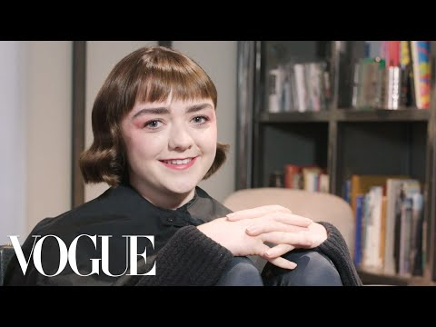 24 Hours With Maisie Williams | Vogue