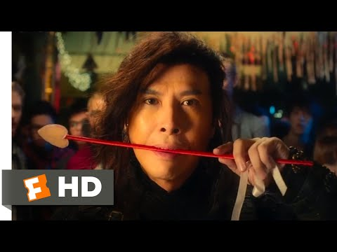 Iceman (2014) - Cupid's Arrow Scene (2/10) | Movieclips
