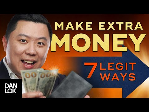 7 Legit Ways To Make Extra Money Today (Income Stream Anyone Can Start)