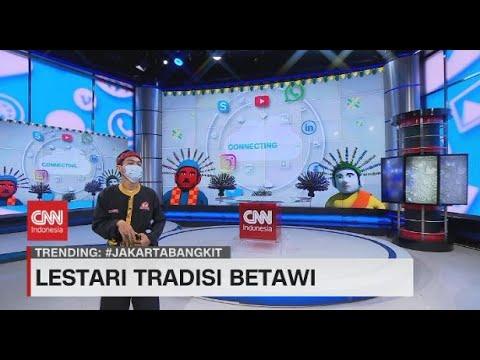 Lestari Tradisi Betawi