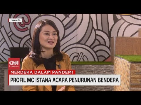 Profil MC Istana Acara Penurunan Bendera