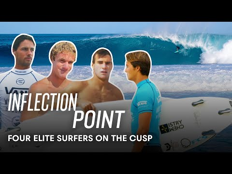 Four Surfers Chase Qualifying for the World Surf League Championship Tour | Inflection Point EP1