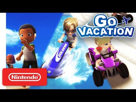 Go Vacation The Vacation Starts Now Nintendo Switch Duncannagle Com