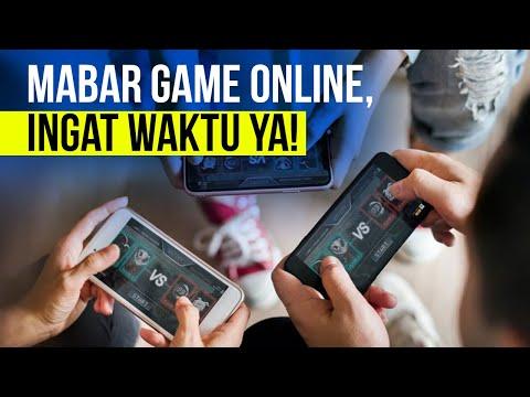 Main Bareng Game Online, Ingat Waktu Ya!