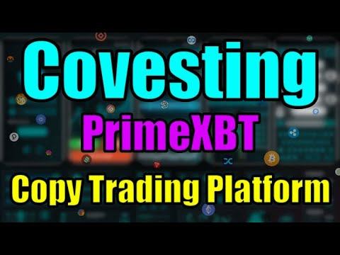 Trade Altcoins With Covesting (Copy Trading Platform) and PrimeXBT | Best Trading Software