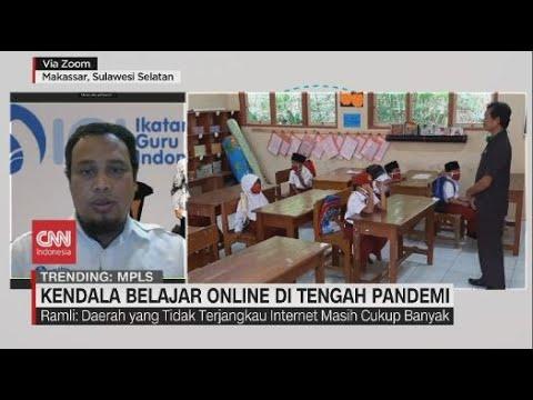 Kendala Belajar Online di Tengah Pandemi
