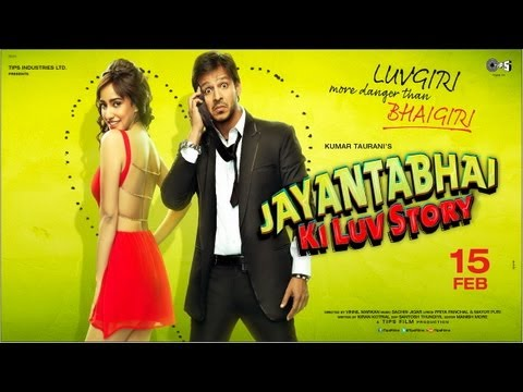 Video: Jayantabhai Ki Luv Story - Official Film Trailer 2013