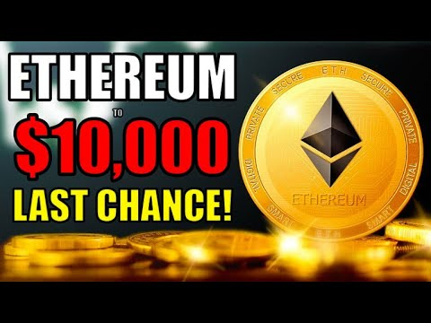 Ethereum WILL Explode to $10k (Last Chance to Invest in ETH) THE BULL CASE FOR ETH 🔥(BULL RUN 2021)