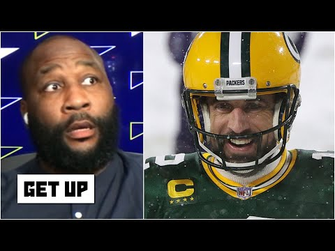 It'll take a miracle for Aaron Rodgers to return to the Packers - Marcus Spears | Get Up