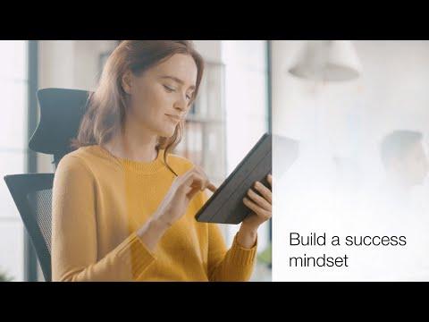Build a success mindset