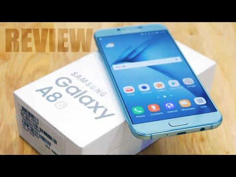 Samsung Galaxy A8 2016 Review - Explain This!