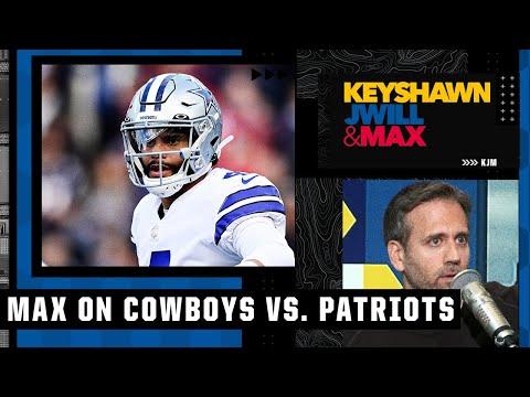 Max thinks Dak Prescott can take the Cowboys to an 'overdue' Super Bowl | Keyshawn, JWill & Max