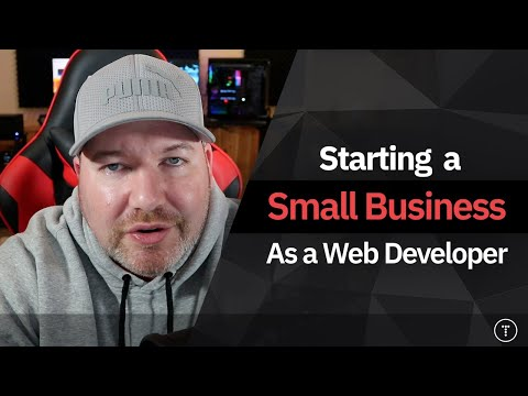 Starting a Small Business as a Web Developer