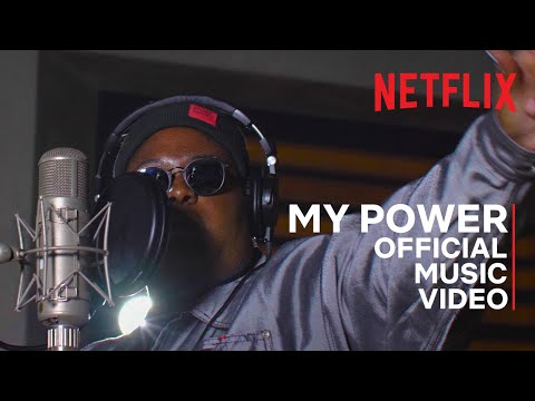 """MY POWER"" OFFICIAL MUSIC VIDEO WITH LYRICS 