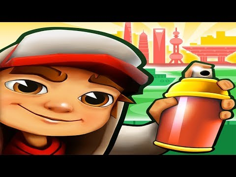 hqdefault Subway Surfers Shanghai Android Gameplay #5 Technology