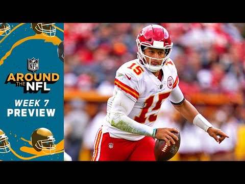 Week 7 Preview for EVERY Game   Around the NFL