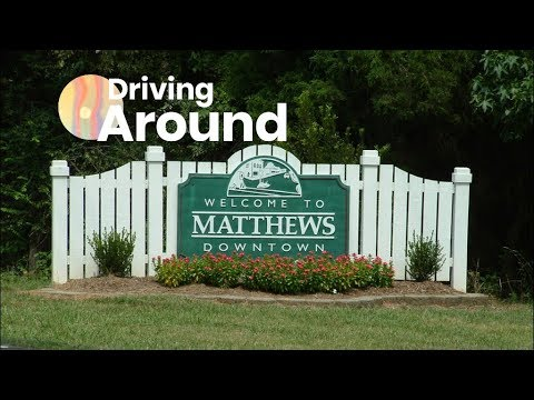 Driving Around: Matthews North Carolina | September 2019