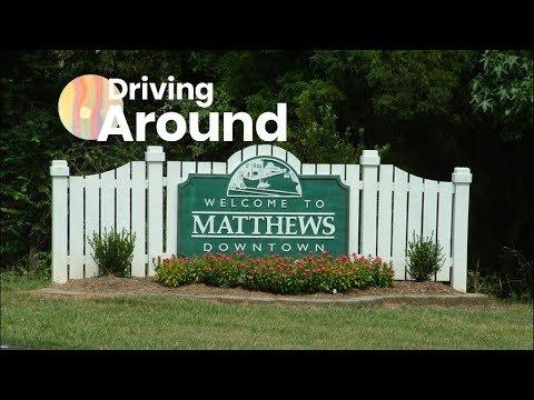 Driving Around: Matthews North Carolina | September 2019