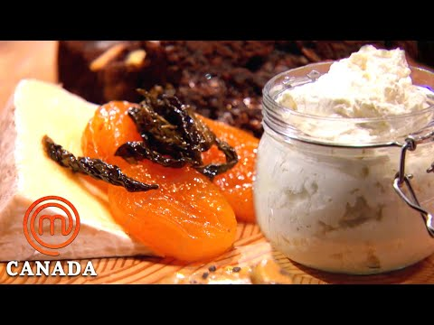MasterChef Canada's Best Dishes for Cheese Lovers!   MasterChef Canada   MasterChef World