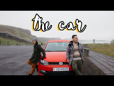 Iceland Pilgrimage -The Car