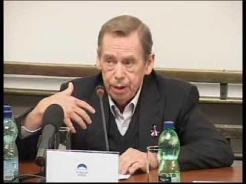 Václav Havel: Svoboda a její nepř