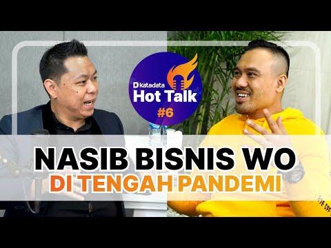 HOT TALK Eps 6: Nasib Bisnis WO di Tengah Pandemi | Katadata Indonesia