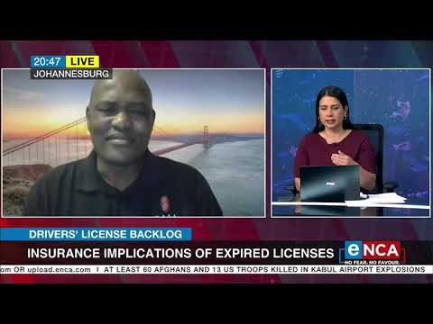 Discussion | Insurance implications of expired licences