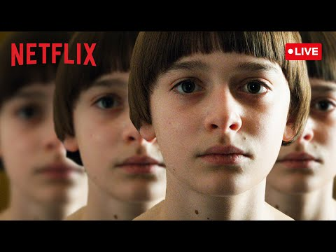 """🔴 Live! Every Time Someone Said """"Will"""" in Stranger Things 