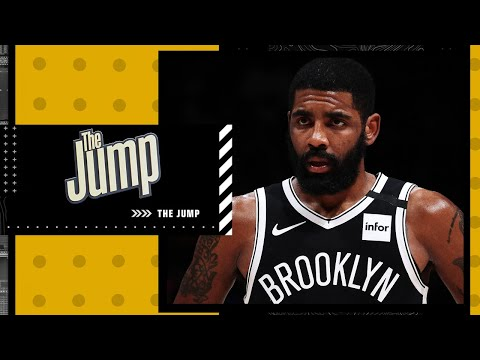Brian Windhorst doesn't think Kyrie Irving only playing road games is tenable | The Jump