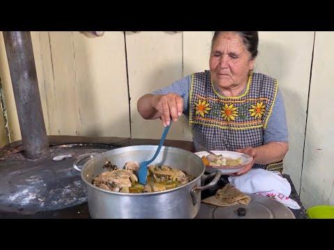 Pollo con Naranja y Verduras De Mi Rancho A Tu Cocina
