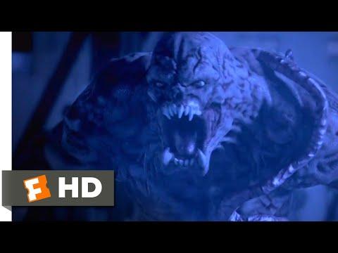 Zombie Hunter (2013) - Jesus vs. Zombies Scene (7/10) | Movieclips