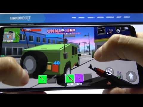 Pixel's Unknown Battle Ground Gameplay on Samsung Galaxy M31 - Game Test