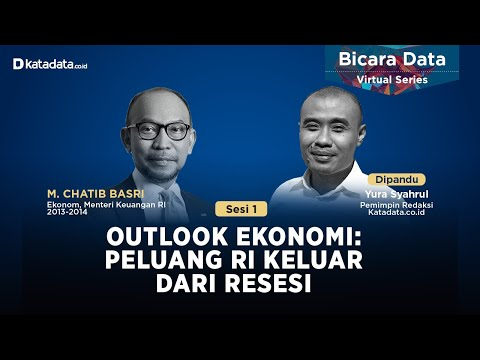 Outlook Ekonomi: Peluang RI Keluar dari Resesi | Katadata Indonesia