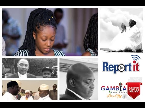 GAMBIA REPORTS 21ST JANUARY 2020