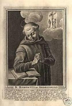 blaženi Robert iz Arbisela - duhovnik