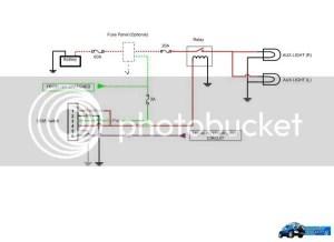 [DIAGRAM] Toyota 4runner Power Mirror Switch Wiring