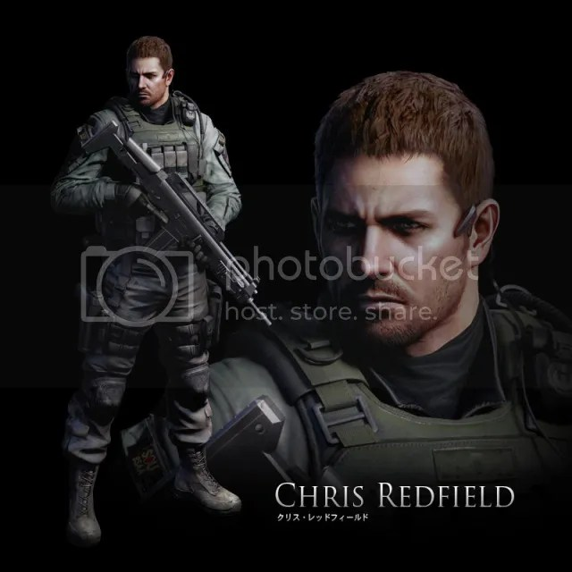 Resident Evil 6 Chris Redfield Quotes